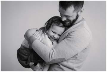 Photographe bébé lille - Portraits d'Elior en studio