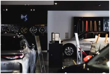 Photographe d'entreprise - reportage au DS Store de Lille