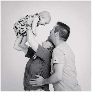 Séance photos du petit Tommy - photographe bébé sur Lille