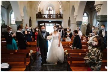 Reportage photos de Mariage à Lewarde