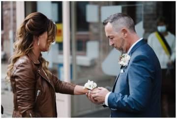 Un Mariage au Lieu-Dit à Pecq