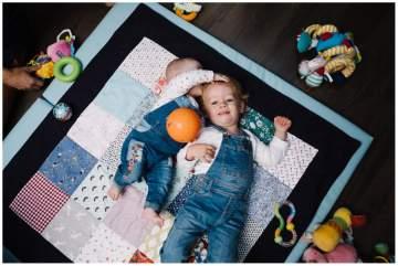 Photographe bébé, photos à domicile près de Lille