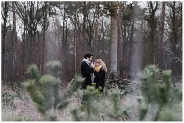 Séance photos avant mariage près de Lille
