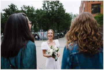 Reportage photos d'un mariage civil à la Mairie de Lille