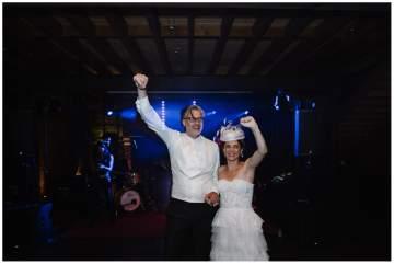 Un mariage à la ferme de Templiers sur Verlinghem