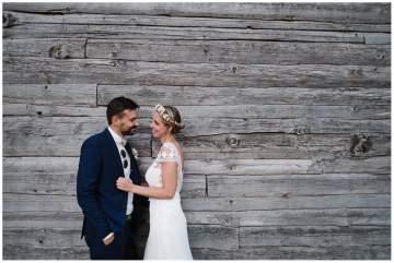 Un mariage à la ferme Beck sur Bailleul