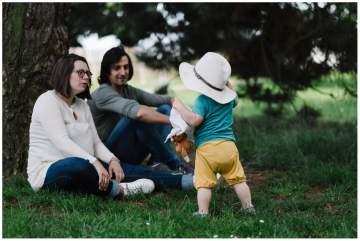 Séance photos en famille à Vendeville près de Lille