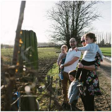 Photographe famille pour une séance photos à proximité de Lille