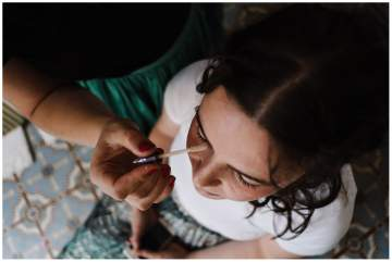 Reportage photos de Mariage à Salomé