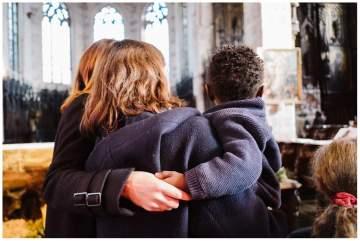 Reportage photos baptême à Lille