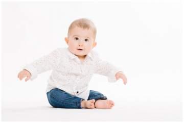 Mini séance photos bébé