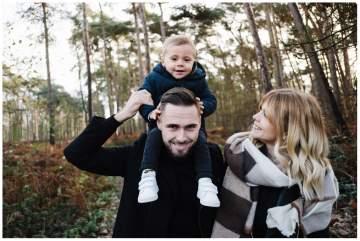 Portraits de famille en foret de Marchiennes