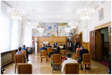 Un mariage civil à Lille