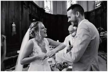 Un mariage au colombier à Wicres