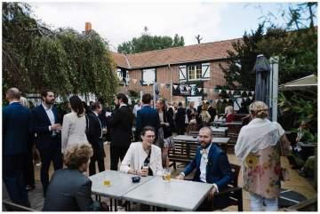 Reportage photo d'un mariage au hameau de la Becque à Avelin