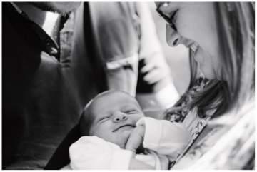 Portraits de bébé en foret de marchiennes
