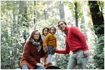 Photographe de famille - un shooting sur Bondues près de Lille