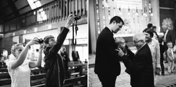 Reportage photos baptême Louis